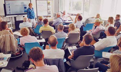 Teilnehmer der Fachtagung Projektmanagement am Campus Rothenburg.