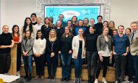 Gruppenfoto Abschlusspräsentationen Digital Marketing WS 2019/20